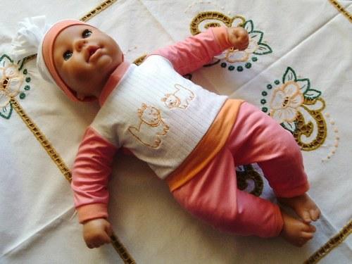 souprava pro panenku typu ,,chou-chou,,46cm