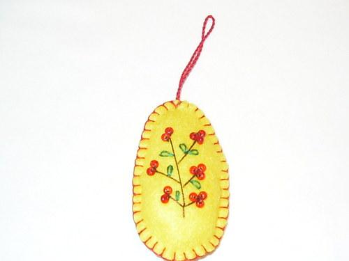 Žluté vajíčko