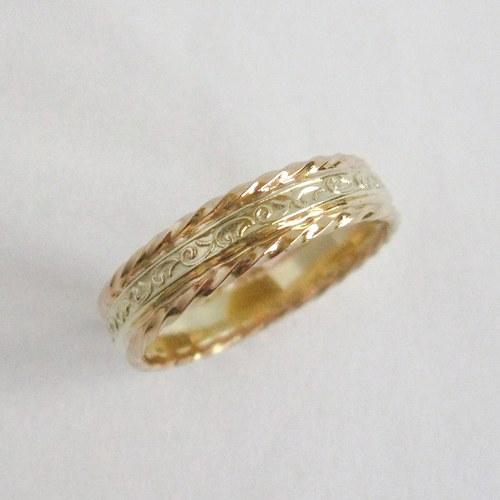 Zlaté inspirace (prsten)