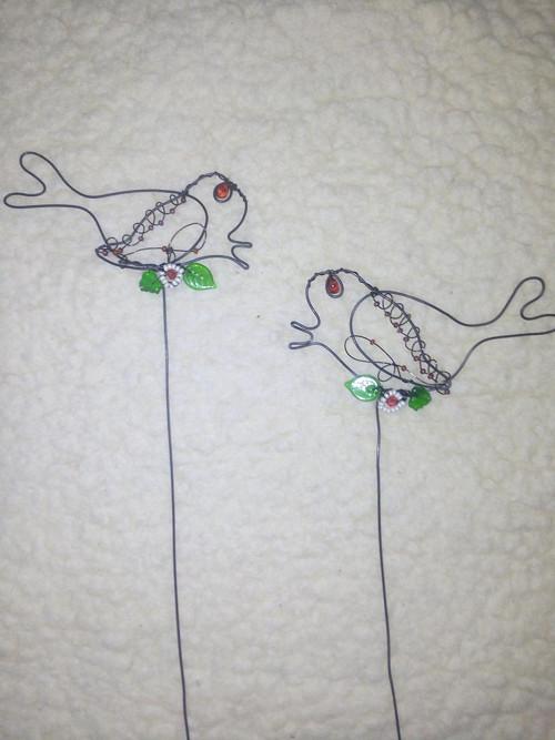Jarní zápich - ptáčci