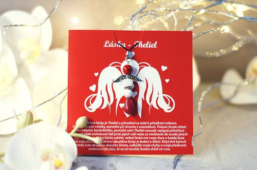 Andělská přání - Láska, Theliel