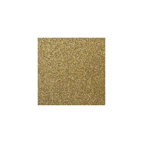 Scrapbookový papír / Glitrový / Zlatý