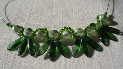 Zelené vlnobití