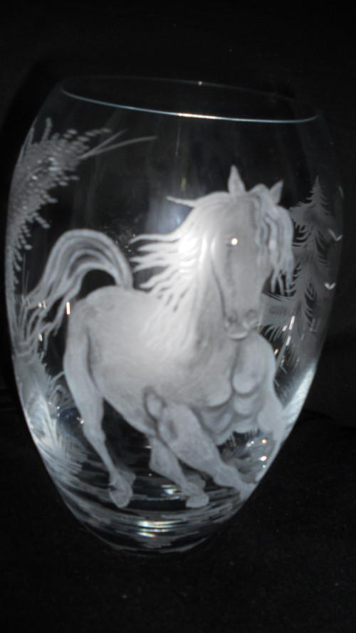 Rytý kůň