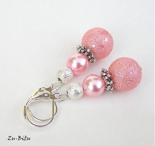 Ružové perličky