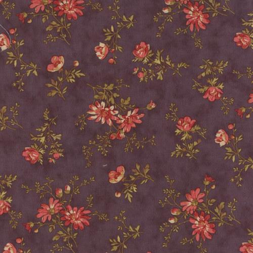 Atelier květy fialové