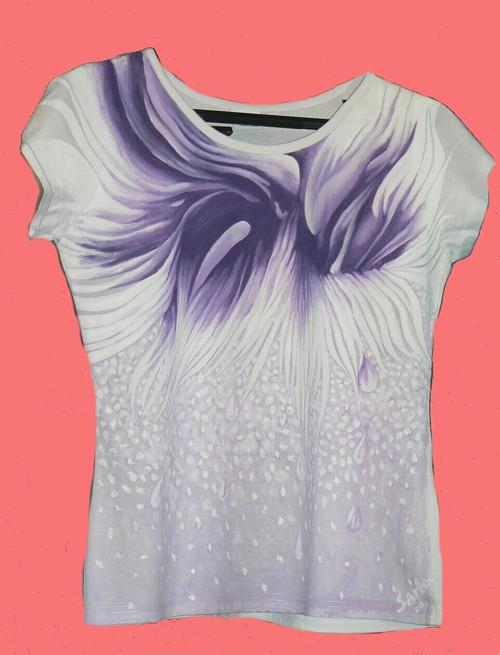 Tričko - Očistný magický déšt
