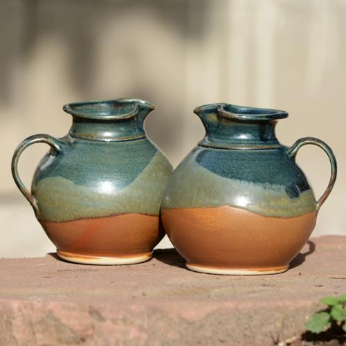 Dochucovací lahvička Olej a Ocet (buclatá) - Nebe.