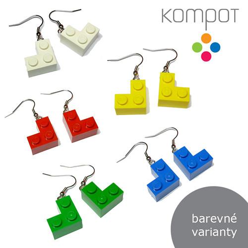 LEGO L :: více barev (chir. ocel)
