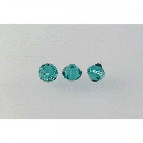 sluníčka - 5 mm emerald 10ks
