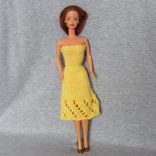 Šaty pro panenky Barbie nebo Fashion Royalty