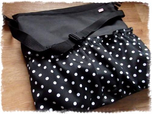 Nepromokavá taška na kočárek Simple #1 - 60 vzorů