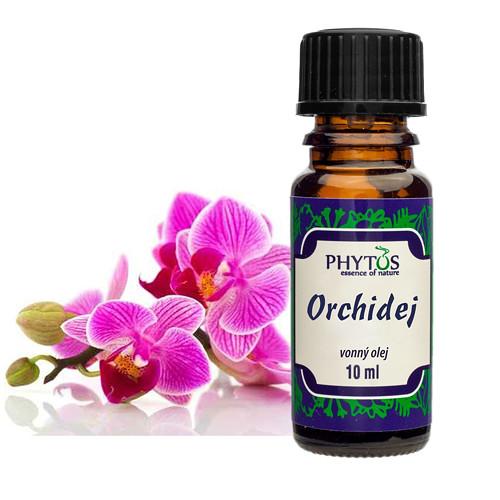 Orchidej - vonný olej 10 ml
