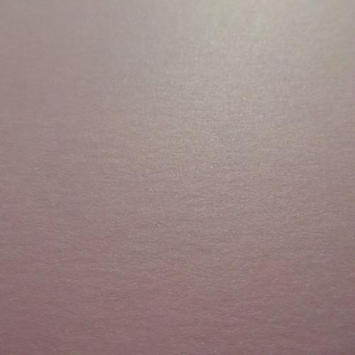 Perleťová čtvrtka - papír - růžový perleťový