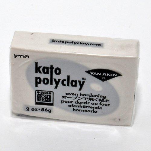 Kato Polyclay / profi polymerová hmota / Perleťo