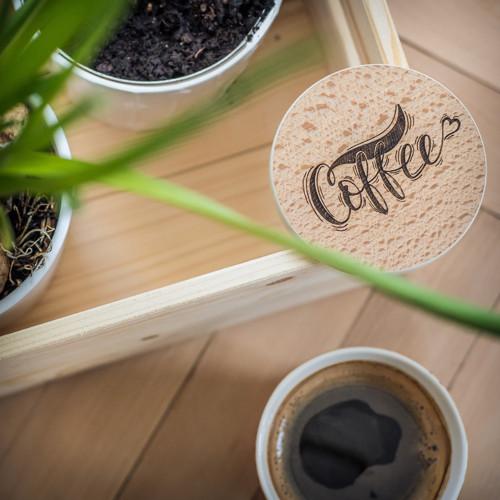 Podšálek - Coffee