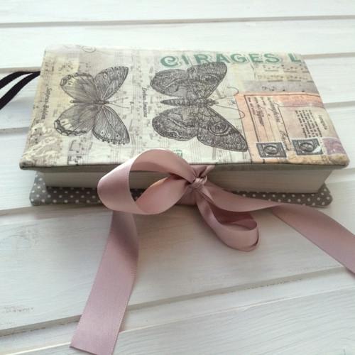 """,,Provence\"""" obal na knížku"""