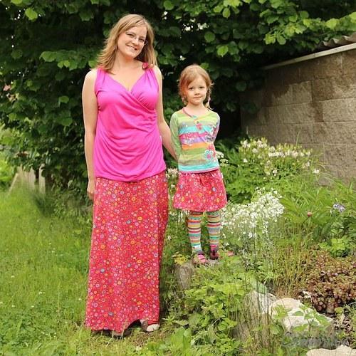 Mum and me malé mandaly karmínové (možno i těhu)