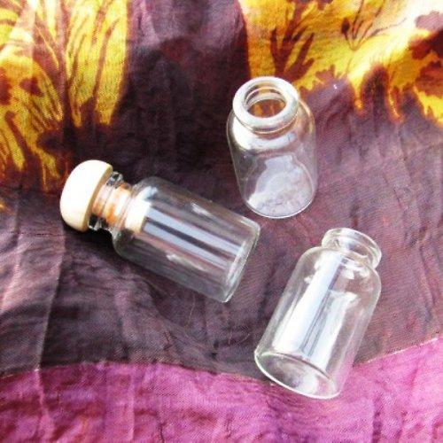 lahvička skleněná - na cokoliv