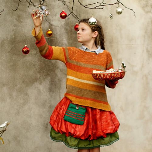 Dívka, co miluje pomeranče II...
