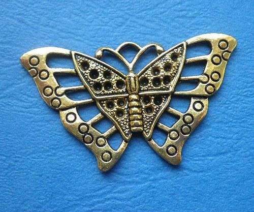 Velký motýl - 1ks