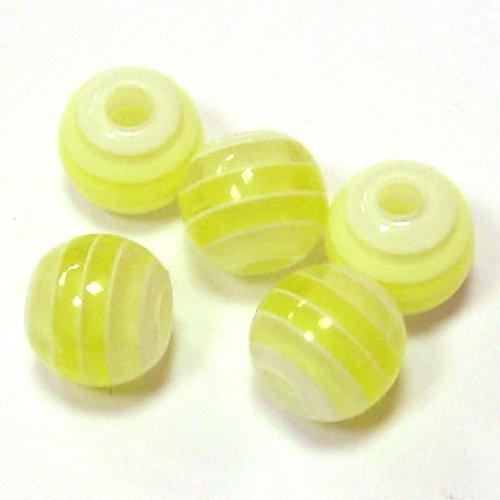 Akrylové koule - 10 ks