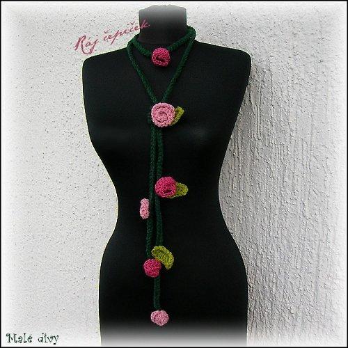 Růžičky - laso