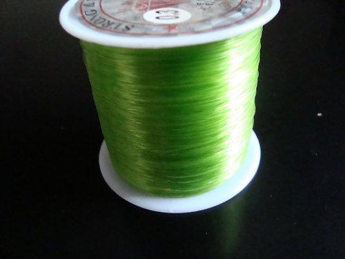 vlasec 0,3 mm zelený