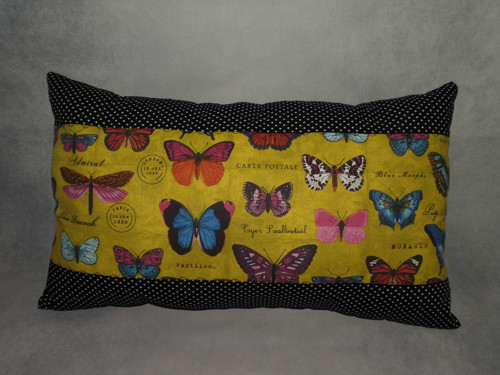 motýlí polštář