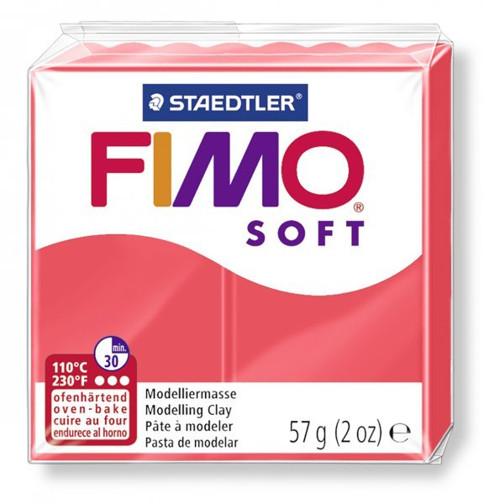 Fimo Soft / Plameňák (40)