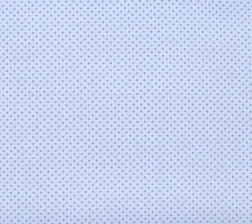 Měkčená bavlna puntík