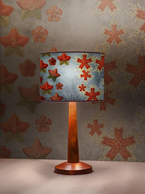 Stínítko na lampu Setkání - stolní/stropní