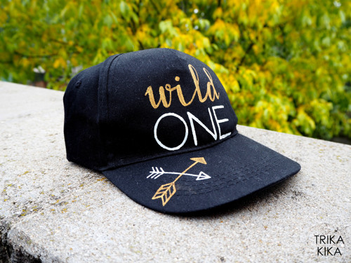 Kšiltovka Wild One