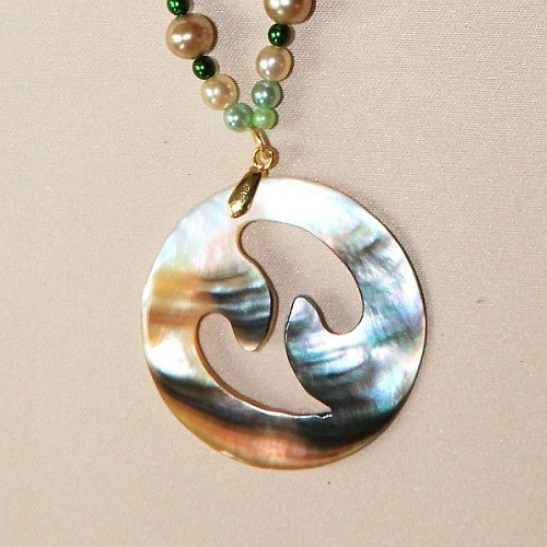 Náhrdelník perleťový