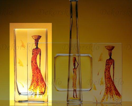 Váza Afrika