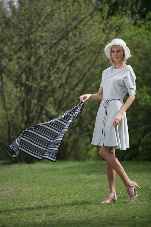 letní šaty JOLANDA- uni