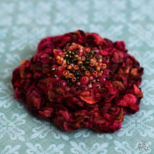 Zimní květina I