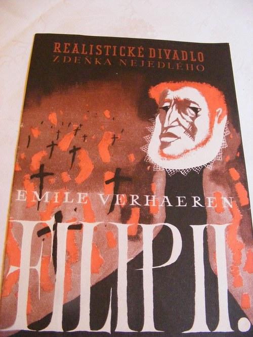 Filip II., divadelní program