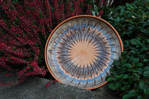Bulharská keramika - talíř