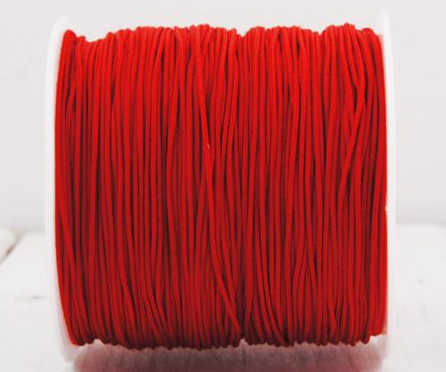 20m 65 22yrd Červené Nylon Kabel Makramé Vlákno Na