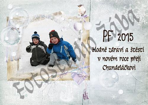 PF 2015 pohlednice z vaší fotografie č. 005