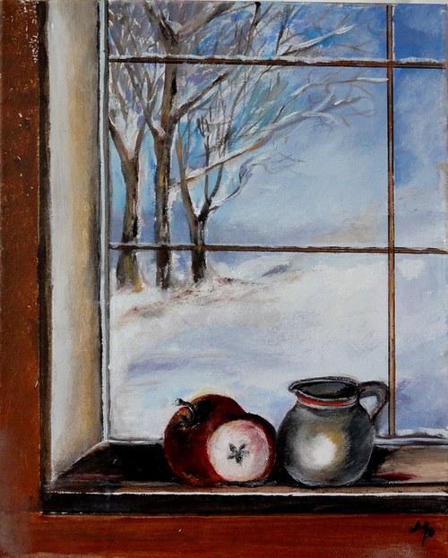 Na okně