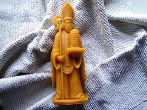 Svatý Ambrož, patron včelařů a písmáků