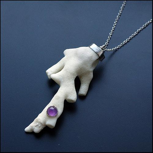 Amulet mořské panny...