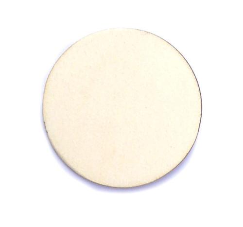 Kolečko ze dřeva (obrys) - šíře 5 cm
