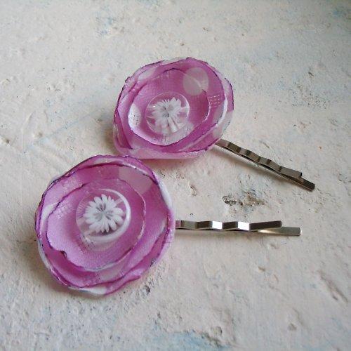 Růžovky s puntíky