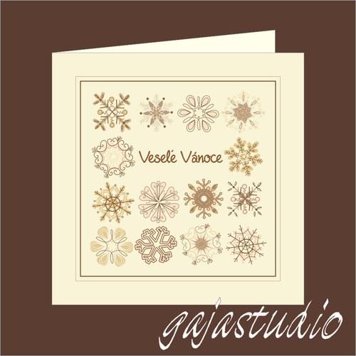 Vánoční přání VA_45