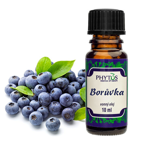 Borůvka - vonný olej 10ml