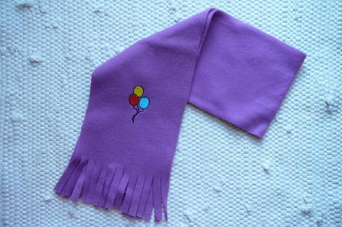 Dětská fleecová šálka