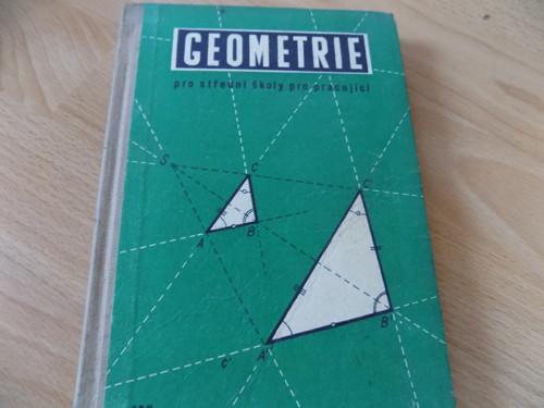 Geometrie pro střední školy pro pracující Sleva
